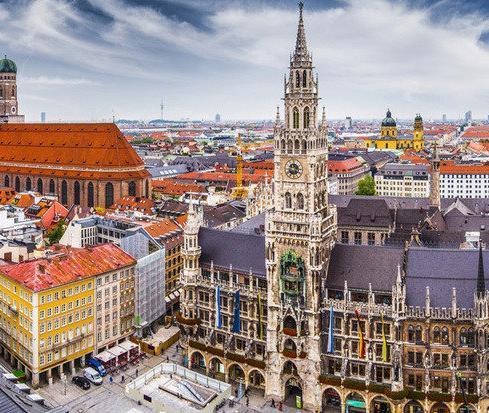 Top 10 khách sạn sang trọng ở Đức