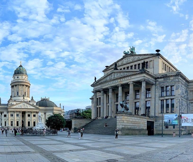 Bạn có biết tên gọi các bang ở Đức bằng tiếng Đức - tiếng Anh?