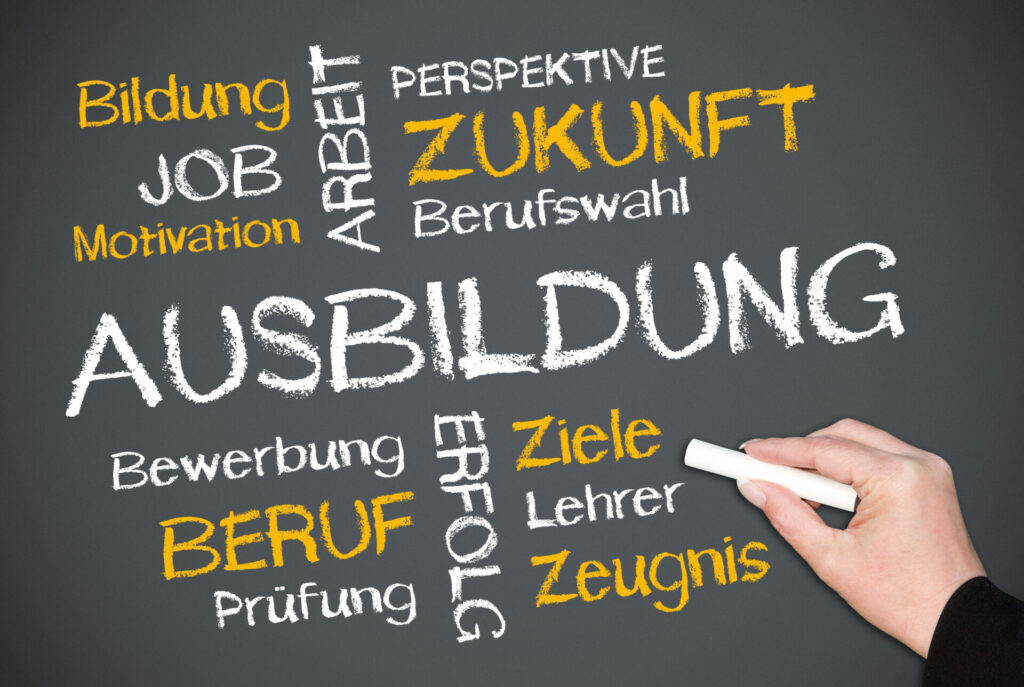 Sự khác biệt của chương trình Đào tạo nghề tại Đức